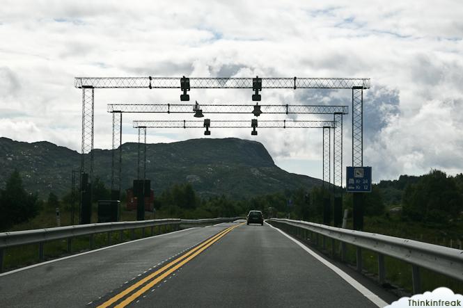 peaje noruego