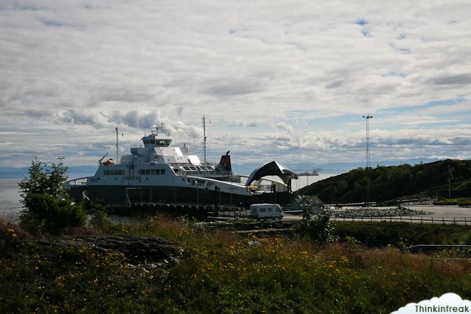 Ferry Noruega