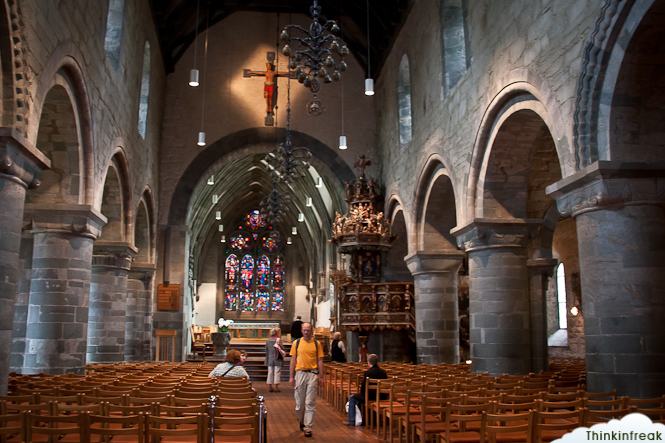 Catedral medieval de Stavanger