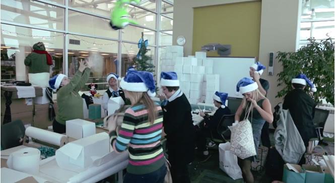 WestJet Christmas Miracle