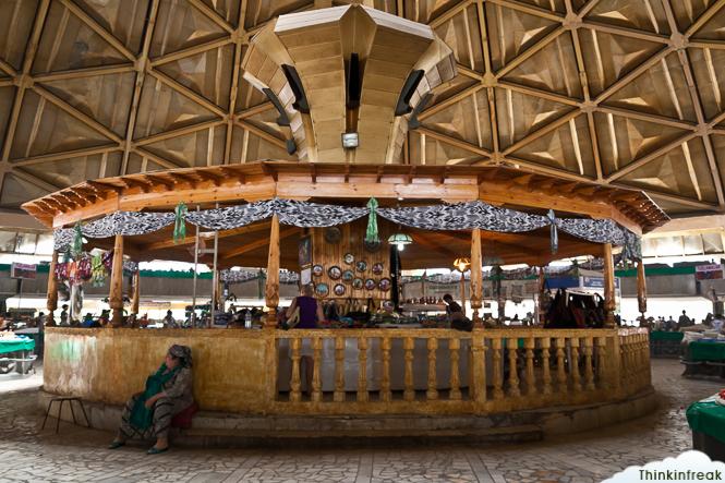 Chorsu Bazaar