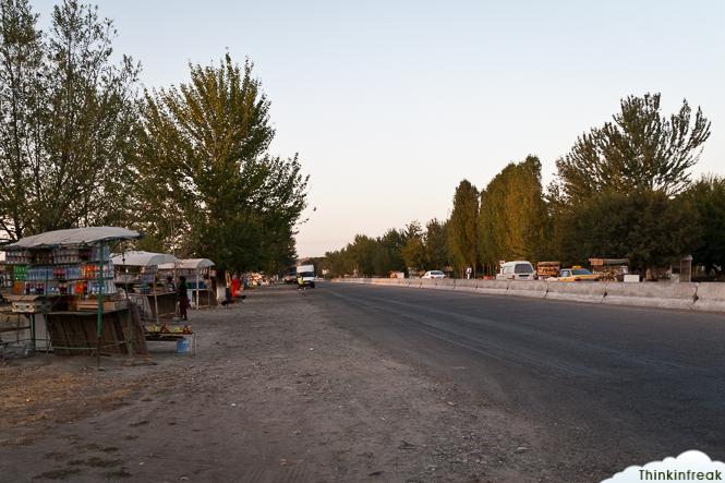 Camino a Samarcanda